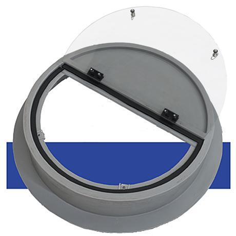 retrofit radon lid